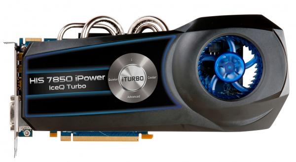 HIS Radeon HD 7850 IceQ Turbo 4 GB