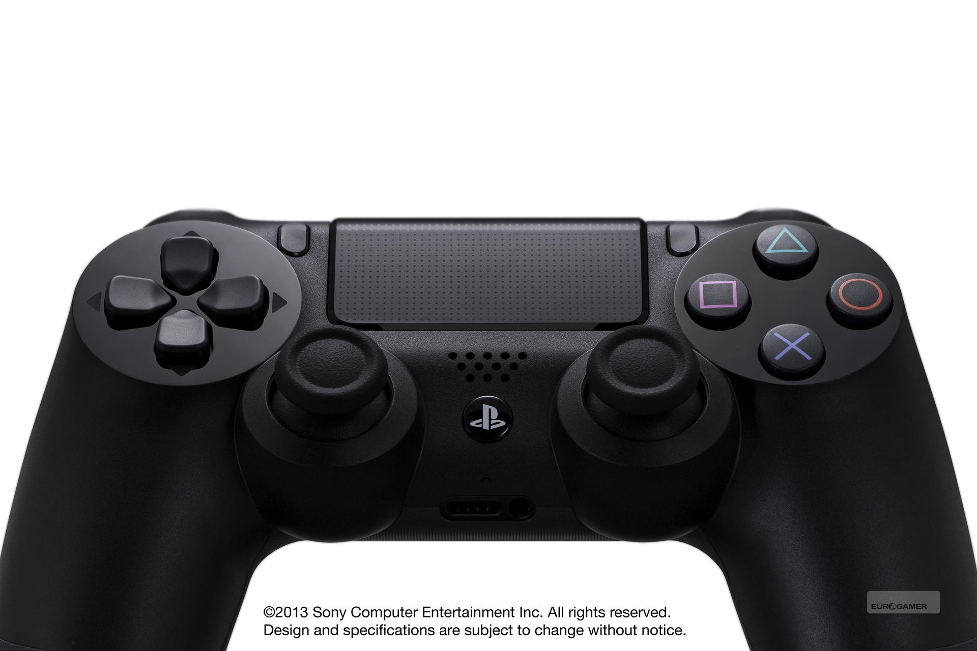 Sony presenta algunos juegos y el mando de su consola invisible, la PlayStation 4