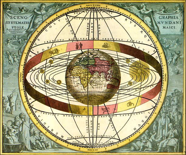 Teoría de Tycho Brahe La Tierra es el centro del Universo, o eso indican científicos españoles