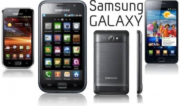 Varios Samsung Galaxy