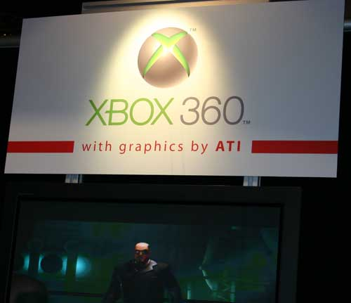Xbox 360 gráficos ATI