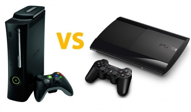 Xbox 360 vs PlayStation 3 Slim