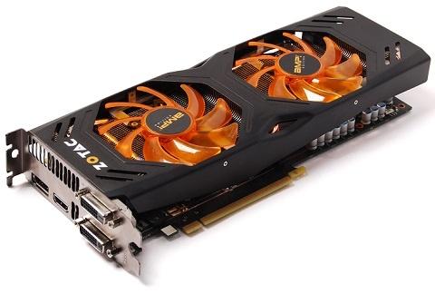 Zotac GeForce GTX 680 AMP! Edition