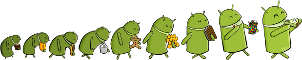 lchapuzasinformatico.com wp content uploads 2013 02 evolucion android 619x124 0