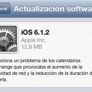 iOS 6.1.2 no arregla el problema de seguridad de iOS 6.1.1