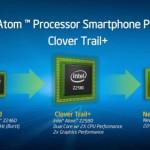 Nuevos Intel Atom para Smartphones y Tablets
