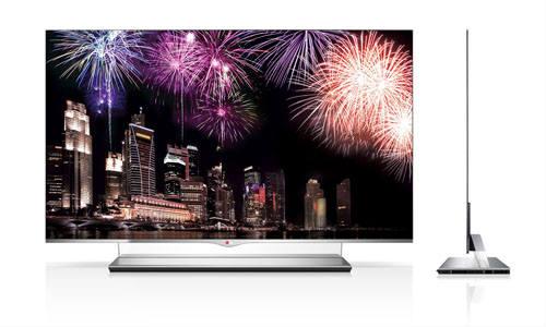 LG comienza a vender televisores OLED en Corea del Sur