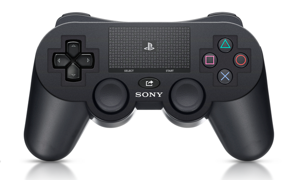playstation 4 touchpad