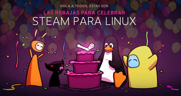 lchapuzasinformatico.com wp content uploads 2013 02 rebajas steam linux 619x330 0