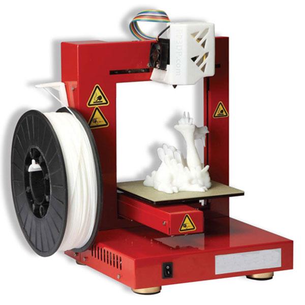 Las impresoras 3D serán asequibles en el año 2016