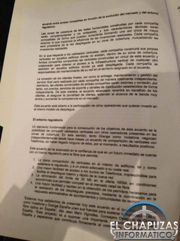 Acuerdo de Orange y Vodafone España (2)