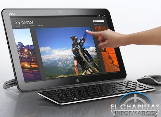 Dell XPS 18 All in One: Otro AiO que se transforma en Tablet