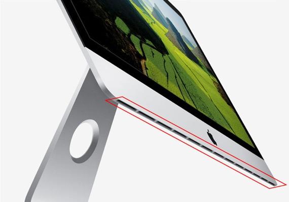 Altavoces iMac 2013