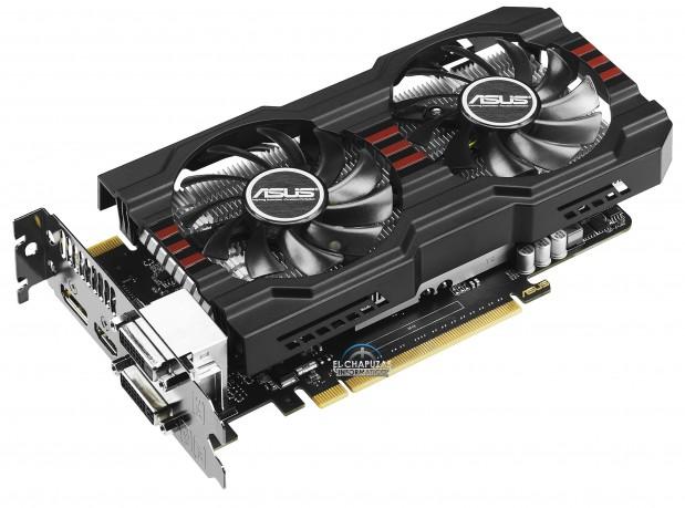 Asus GeForce GTX 650 Ti Boost DirectCU II OC (2)