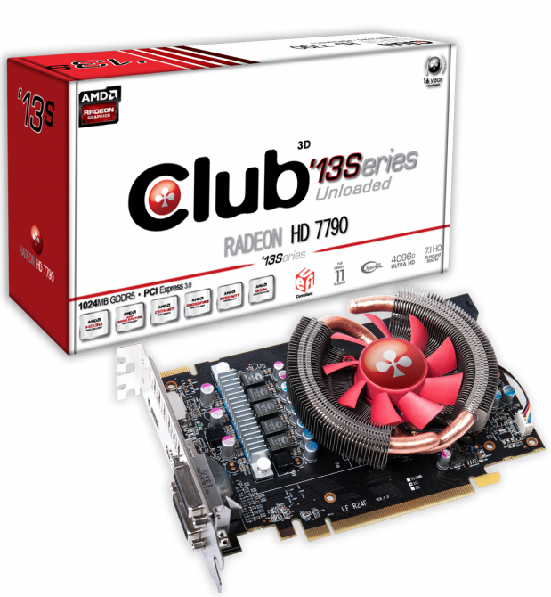 Club 3D HD 7790
