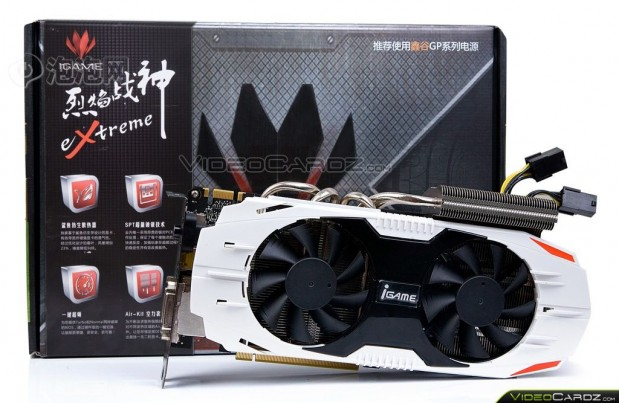 Colorful GTX 650 Ti Boost iGame