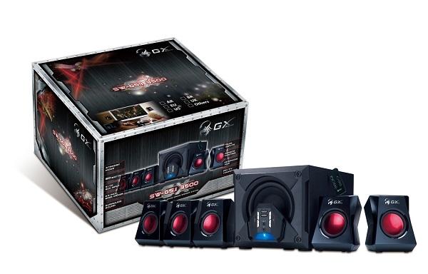 Genius GX Gaming SW-G5.1 3500
