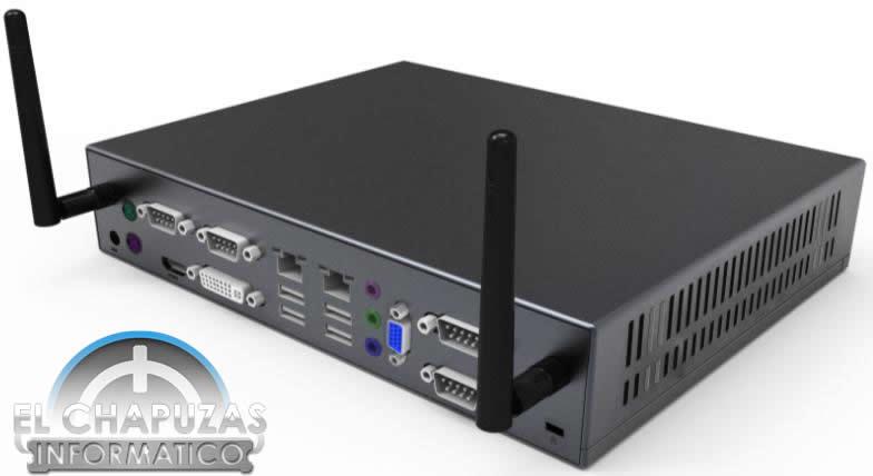 Giada D300: Barebone compacto compatible con Intel Haswell