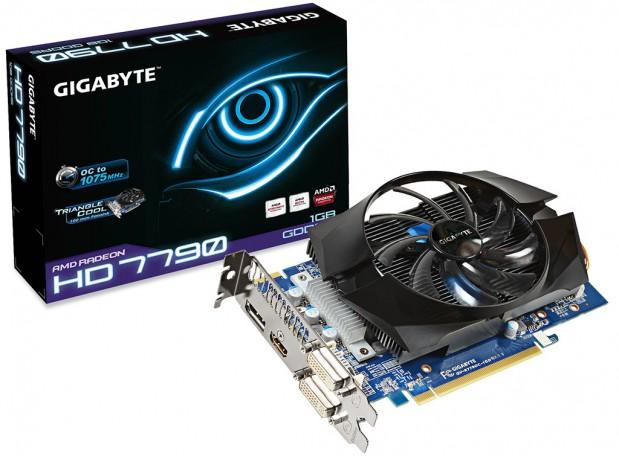 Gigabyte Radeon HD 7790 GV-R779OC-1GI