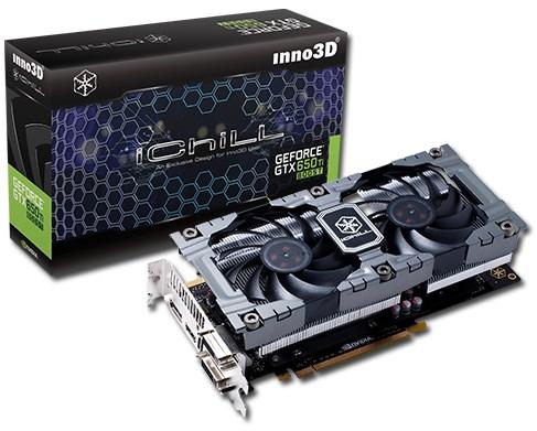 Inno3D iChill GeForce GTX 650 Ti Boost