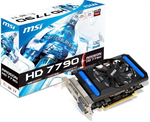 MSI R7790-1GD5