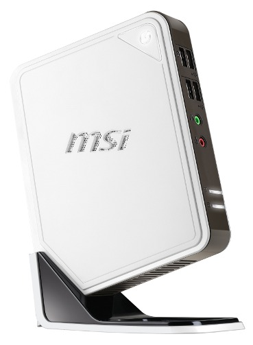 MSI lanza su Mini-PC de bajo consumo Wind Box DC110