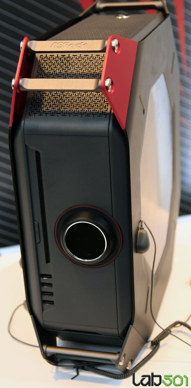 CeBIT 2013: Mini-PC gamer de ASRock con gráficos GeForce GTX 680