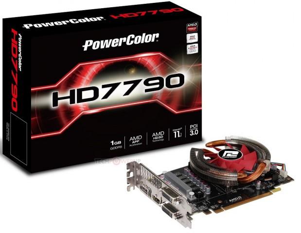 PowerColor HD7790 OC