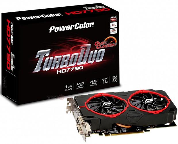 PowerColor TurboDuo HD7790 OC