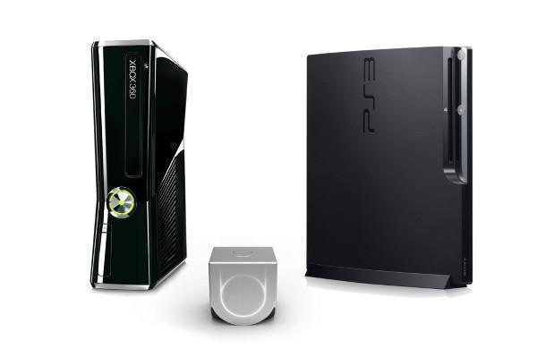 Xbox 360 vs PlayStation 3 vs Ouya