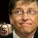 Bill Gates podría convertirse en el hombre más rico del mundo