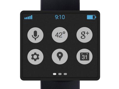 Google podría estar trabajando en su propio reloj inteligente