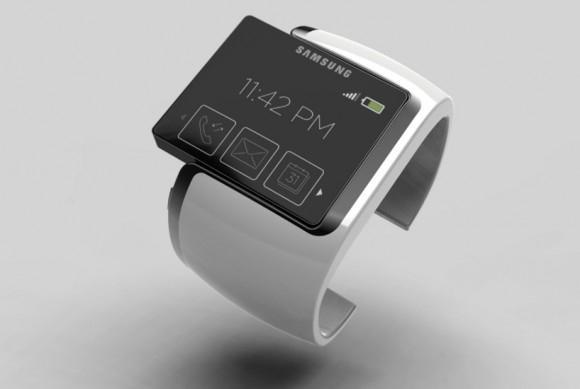 Samsung confirma estar trabajando en un reloj inteligente