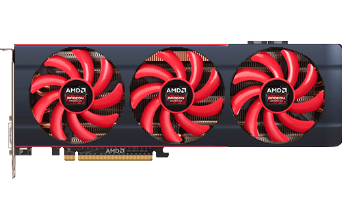 AMD Radeon HD 7990 render