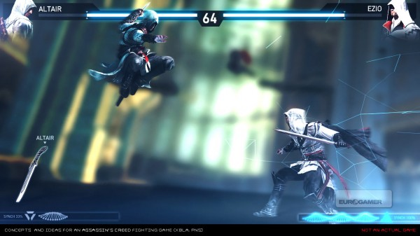Assassin's Creed Duel Lucha