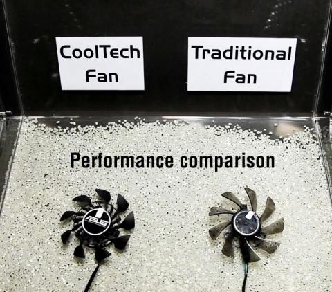 Asus CoolTech Fan