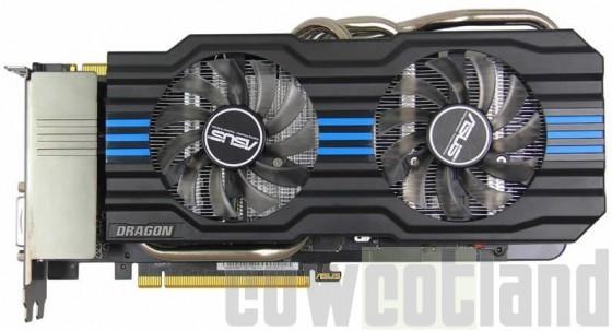 Asus GeForce GTX 660 Ti Dragon