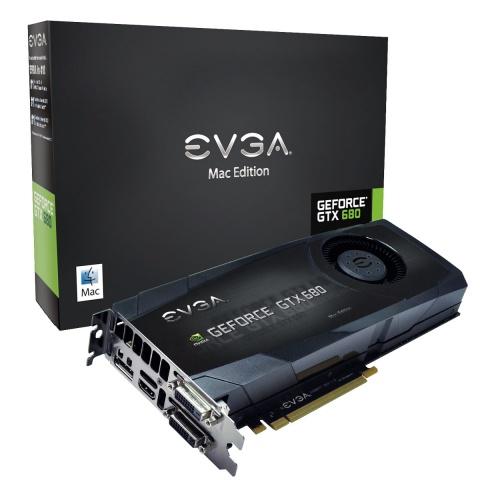 EVGA GeForce GTX 680 Mac Edition