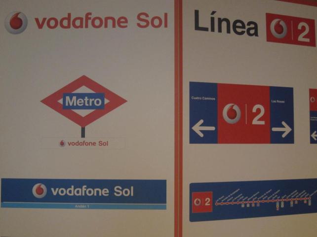 Estación Vodafone Sol