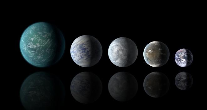 """Se descubre la """"Tierra alienígena"""""""