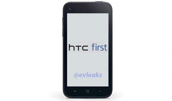 HTC First - Facebook Phone