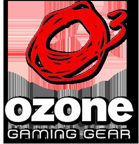 Logo Ozone Gaming Gear mediano