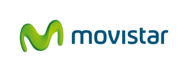 Logo largo Movistar