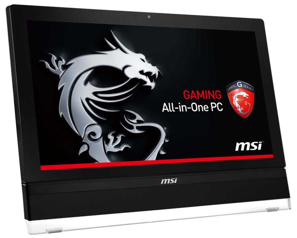 MSI AG2712: El primer All-in-One para Gamers