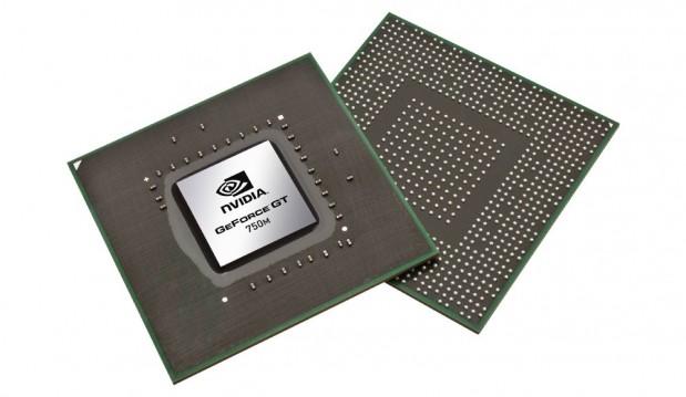 Nvidia GeForce GT 750M