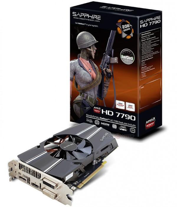 Sapphire Radeon HD 7790 2GB OC (1)