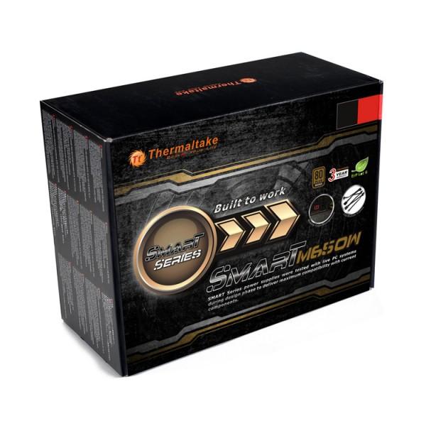 Thermaltake Smart Modular 650W +80 Plus Bronze (1)