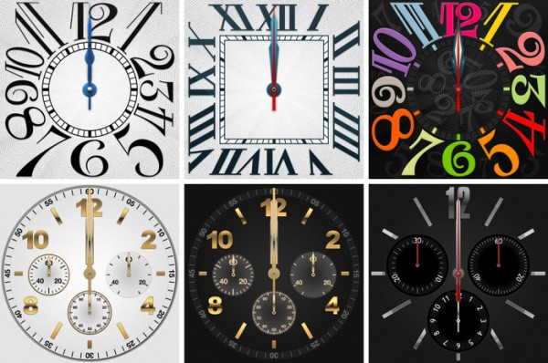 VACHEN Smartwatch Esferas