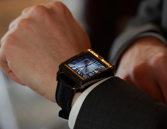 VACHEN Smartwatch: El reloj inteligente que derrocha elegancia