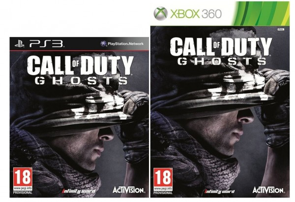 call of duty ghosts portadas